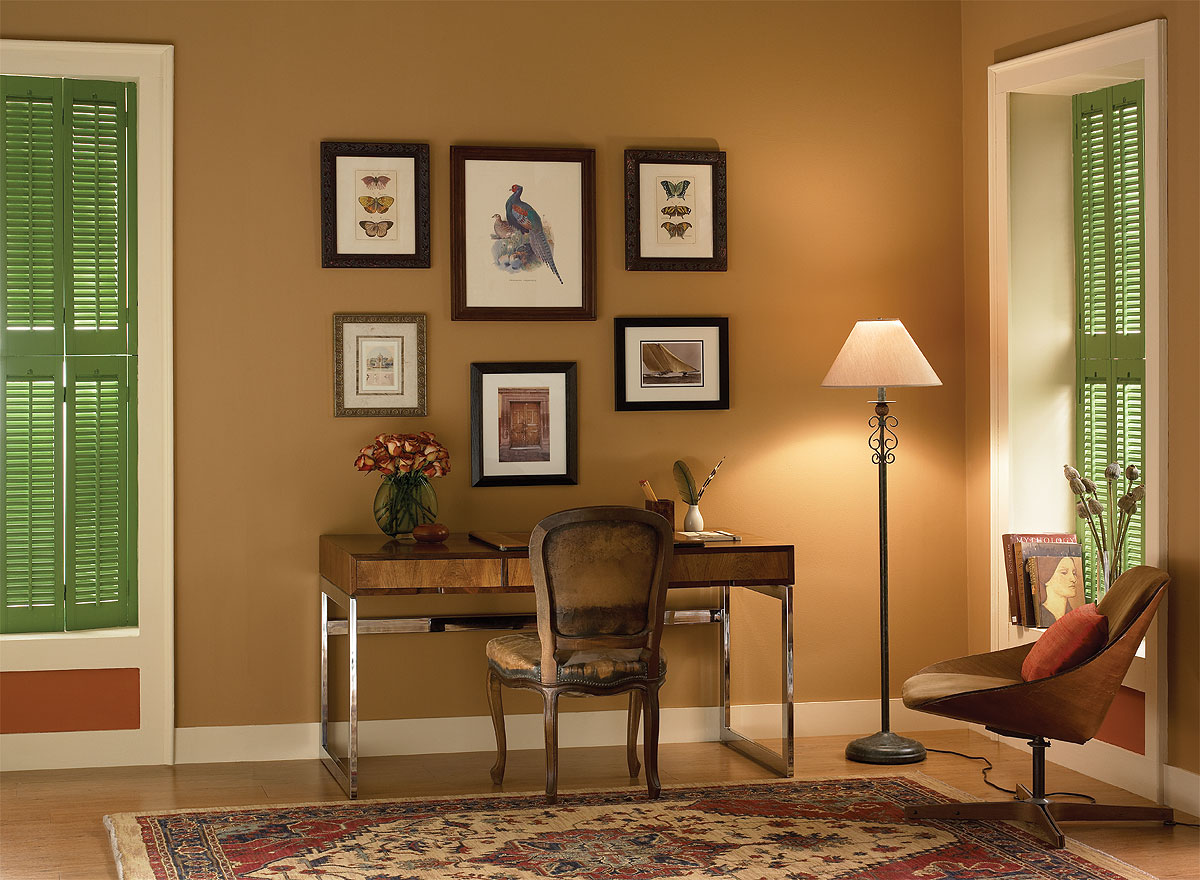 Coffee klatch colors laurie march for Rich neutral paint colors