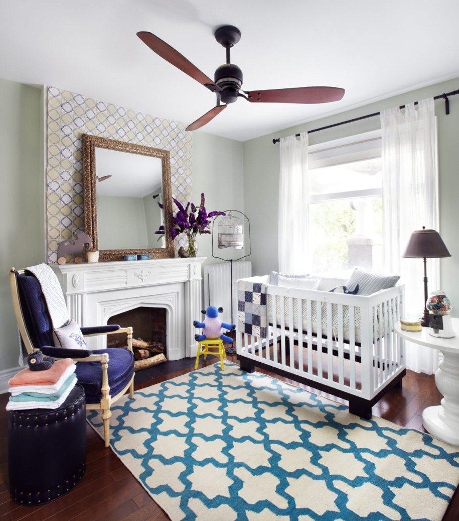 The Hallam Family Baby Room Ideas: 5 Indoor Elements You Need To Winterize