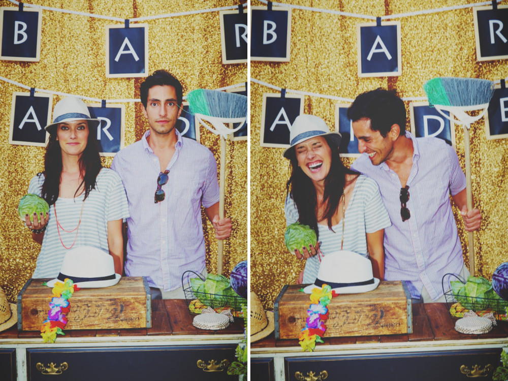 An Affordable DIY Photo Booth for Your Next Party